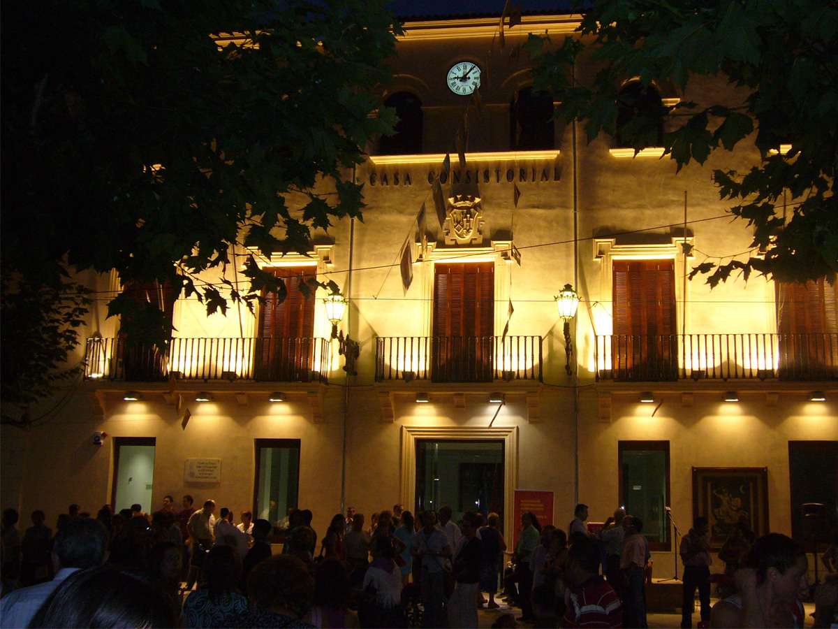 Fest in Jijona