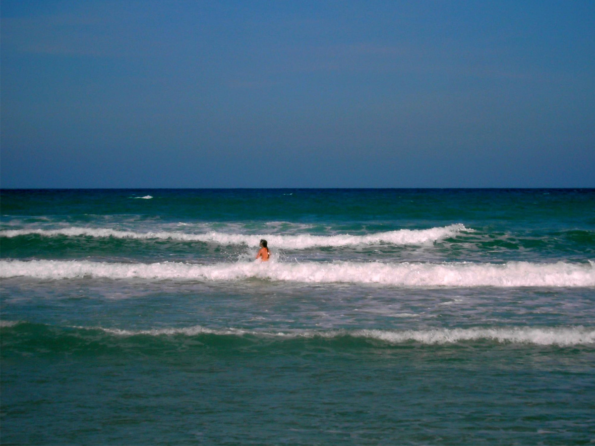 Meer bei San Juan